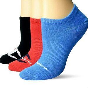 🆕Champion No Show Socks - 3 Pack